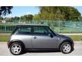 Mini Cooper S Hardtop Dark Silver Metallic photo #11