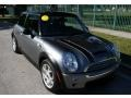Mini Cooper S Hardtop Dark Silver Metallic photo #16