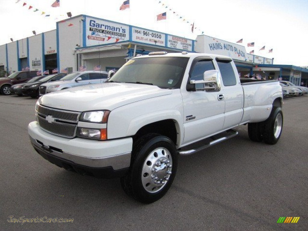 2007 Chevrolet Silverado 3500HD Classic LS Crew Cab Dually in ...