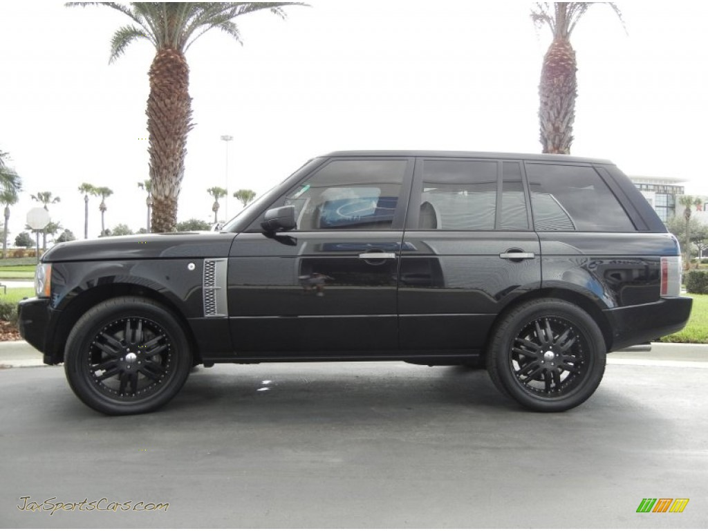 2008 land rover range rover westminster supercharged in. Black Bedroom Furniture Sets. Home Design Ideas