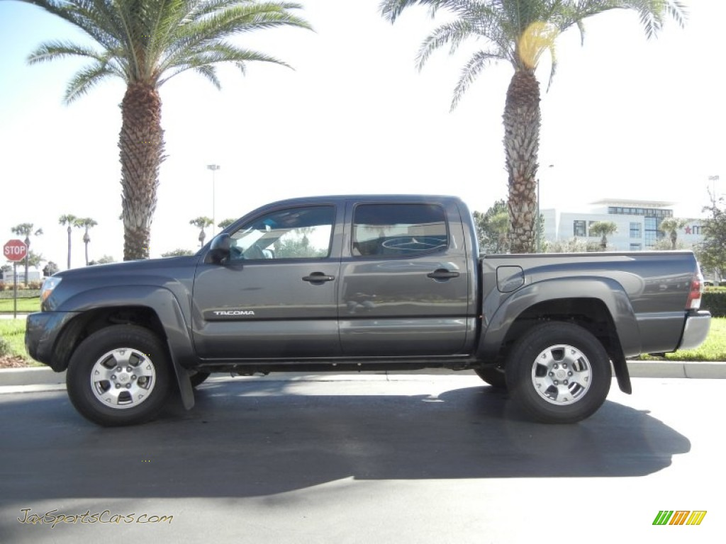 2010 Toyota Tacoma V6 Sr5 Prerunner Double Cab In Magnetic