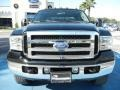 Ford F250 Super Duty Lariat Crew Cab 4x4 Black photo #8