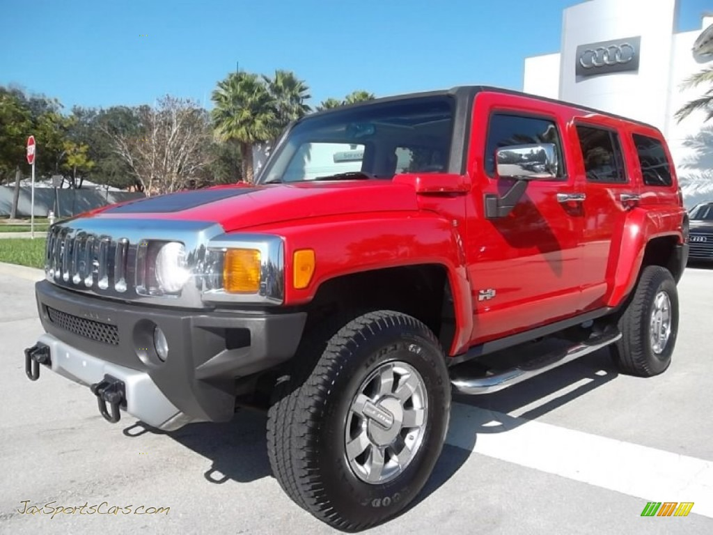 2008 hummer h3 x in victory red photo 28 230223 jax for Victory motors fort dodge