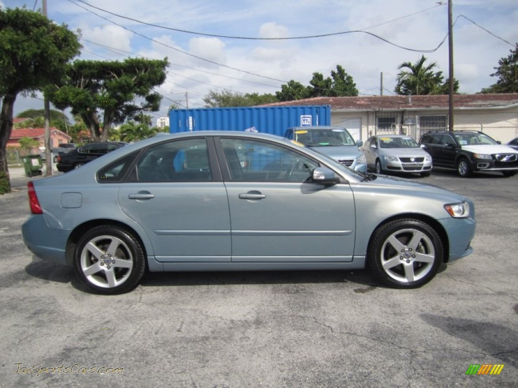 2008 volvo s40 in chameleon blue metallic photo 2 363459 jax sports cars cars for. Black Bedroom Furniture Sets. Home Design Ideas