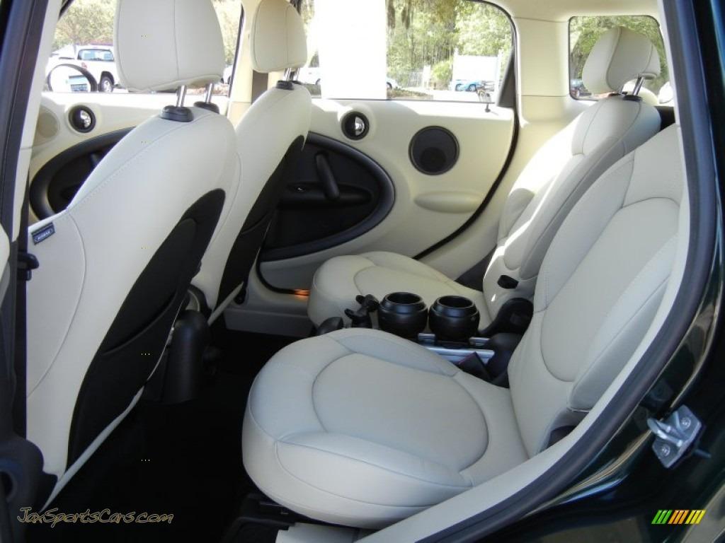 2011 Mini Cooper S Countryman In Oxford Green Photo 13 H97957 Jax Sports Cars Cars For