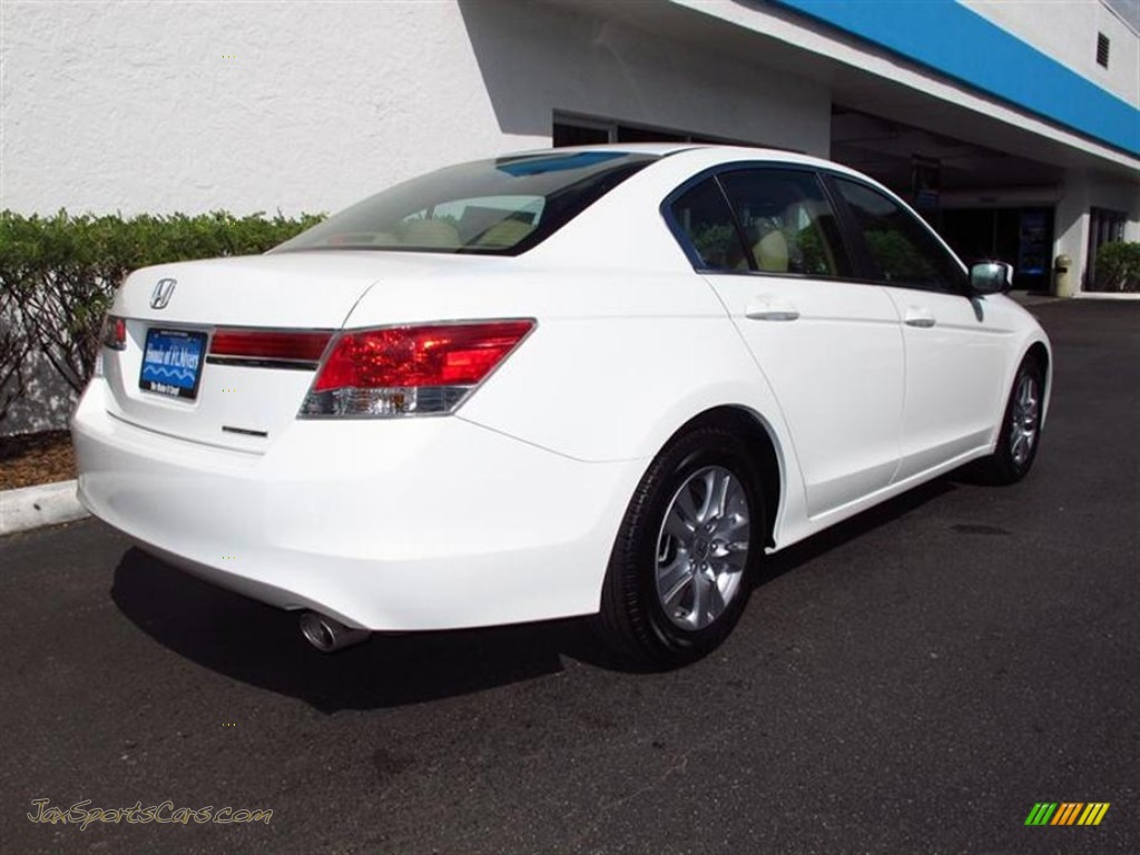 2012 honda accord se sedan in taffeta white photo 3