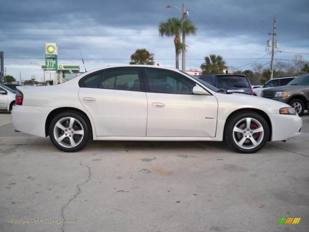 2004 Pontiac Bonneville Gxp In Ivory White Photo 28