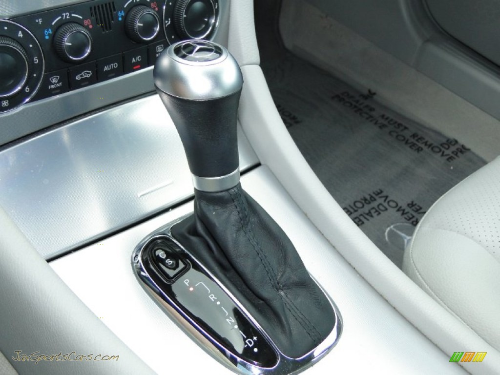 2006 C 230 Sport - Alabaster White / Ash photo #24