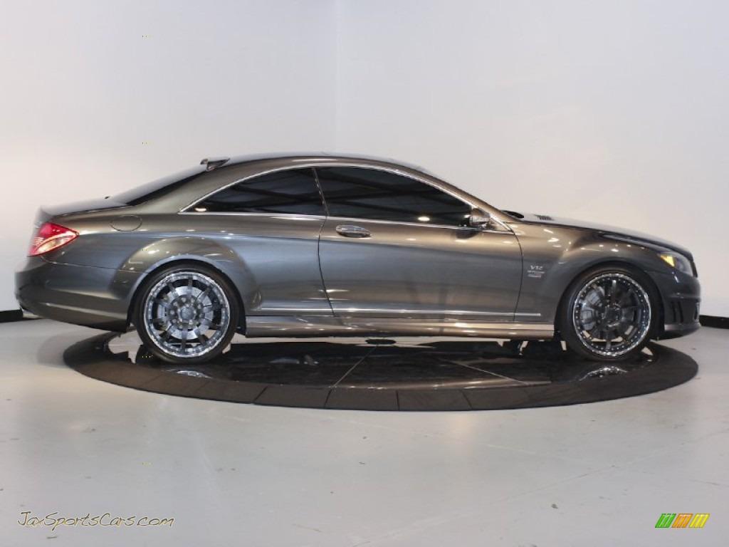 2008 Mercedes Benz Cl 65 Amg In Designo Graphite Metallic Photo 8 013382 Jax Sports Cars