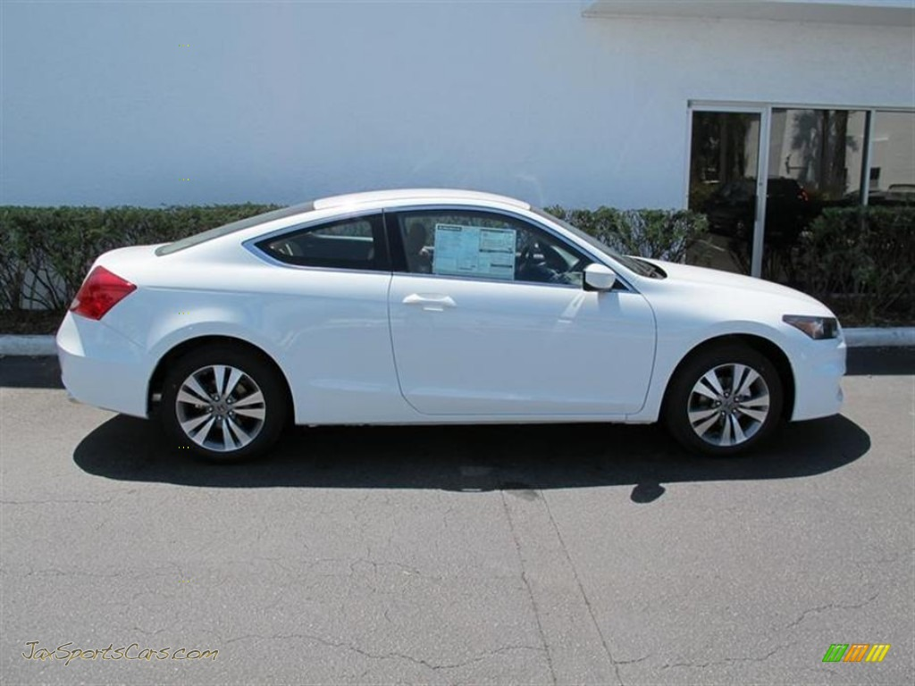 2012 honda accord lx s coupe in taffeta white photo 2. Black Bedroom Furniture Sets. Home Design Ideas