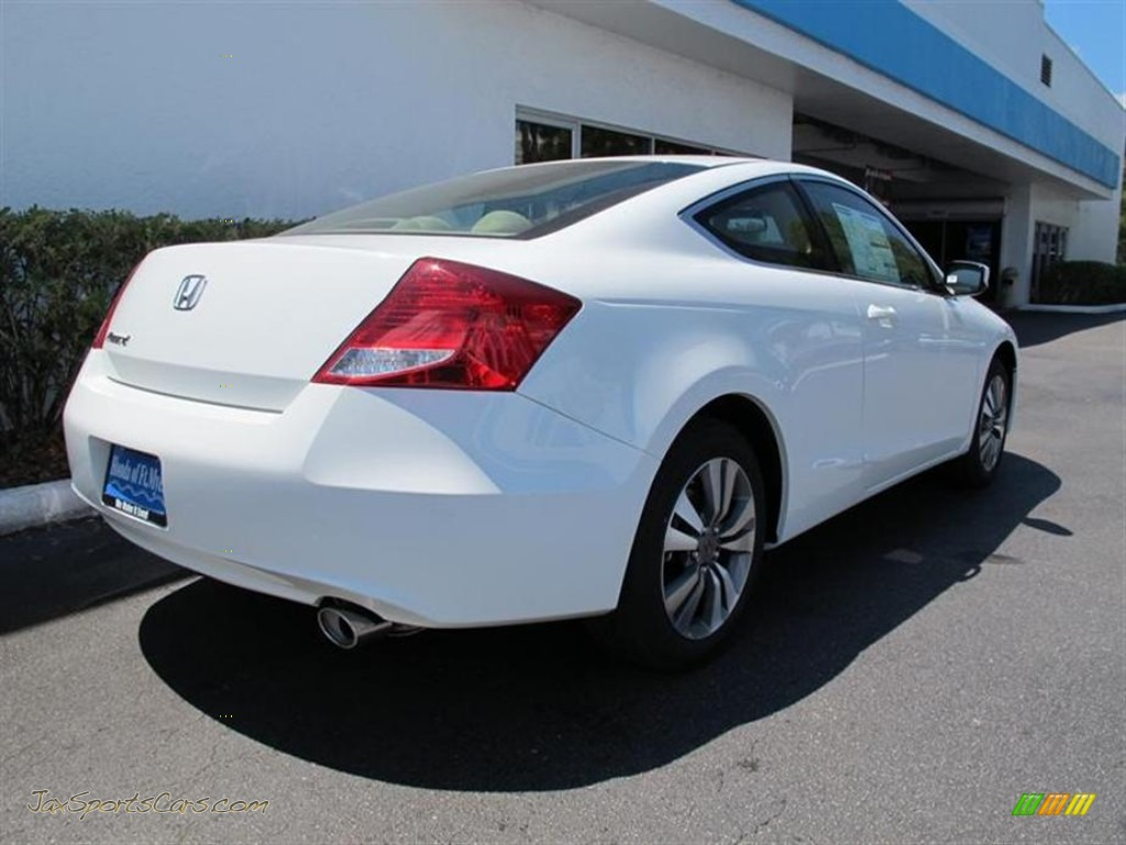 2012 honda accord lx s coupe in taffeta white photo 3. Black Bedroom Furniture Sets. Home Design Ideas