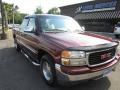 GMC Sierra 1500 SLT Extended Cab Dark Toreador Red Metallic photo #1