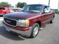 GMC Sierra 1500 SLT Extended Cab Dark Toreador Red Metallic photo #3