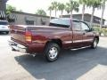 GMC Sierra 1500 SLT Extended Cab Dark Toreador Red Metallic photo #6
