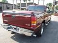 GMC Sierra 1500 SLT Extended Cab Dark Toreador Red Metallic photo #7