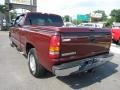 GMC Sierra 1500 SLT Extended Cab Dark Toreador Red Metallic photo #9