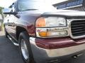 GMC Sierra 1500 SLT Extended Cab Dark Toreador Red Metallic photo #22