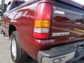 GMC Sierra 1500 SLT Extended Cab Dark Toreador Red Metallic photo #25