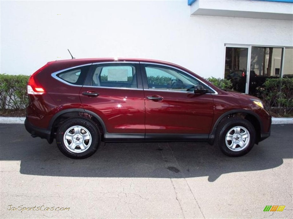 Honda Of Fort Myers >> 2012 Honda CR-V LX in Basque Red Pearl II photo #2 - 023039 | Jax Sports Cars - Cars for sale in ...