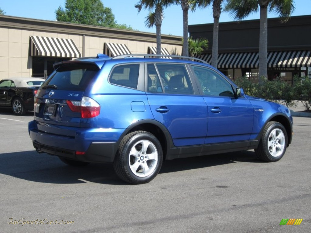 2008 bmw x3 in montego blue metallic photo 6. Black Bedroom Furniture Sets. Home Design Ideas