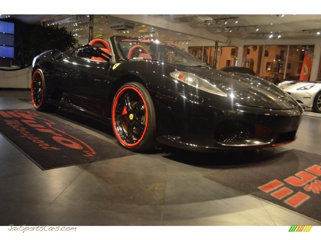 2005 Ferrari F430 Spider F1 in Nero (Black) - 144122 | Jax Sports Cars ...