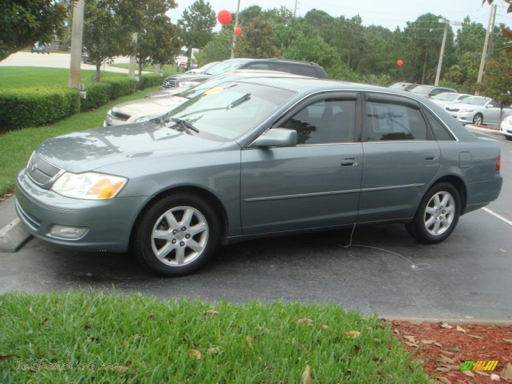 2000 toyota avalon xls in silver spruce metallic photo 3 103799 jax sports cars cars for sale in florida jax sports cars