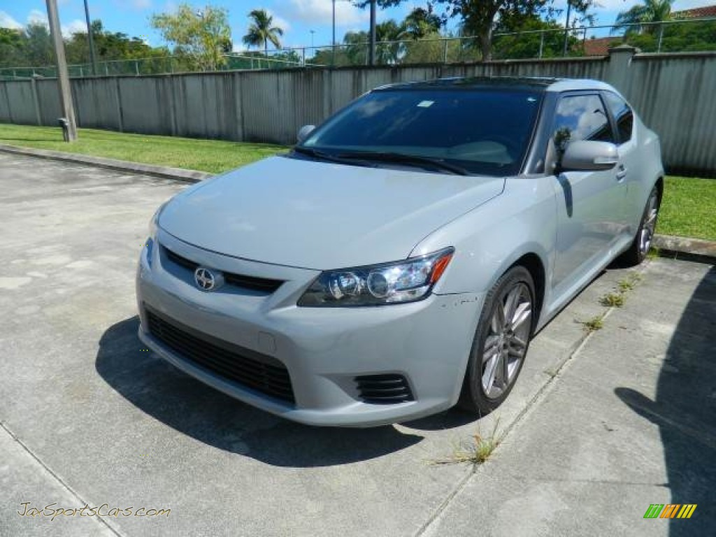 2011 Scion Tc In Cement Gray 005865 Jax Sports Cars