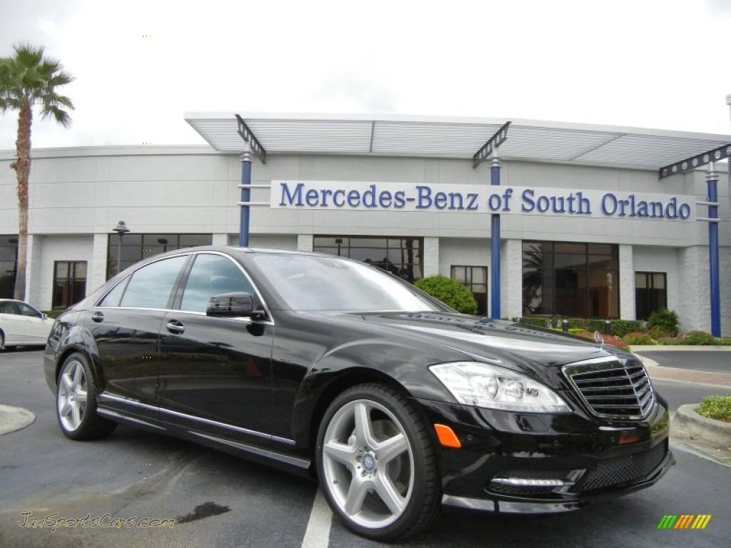 2013 mercedes benz s 550 sedan in black 506464 jax for Mercedes benz of south orlando orlando fl 32839