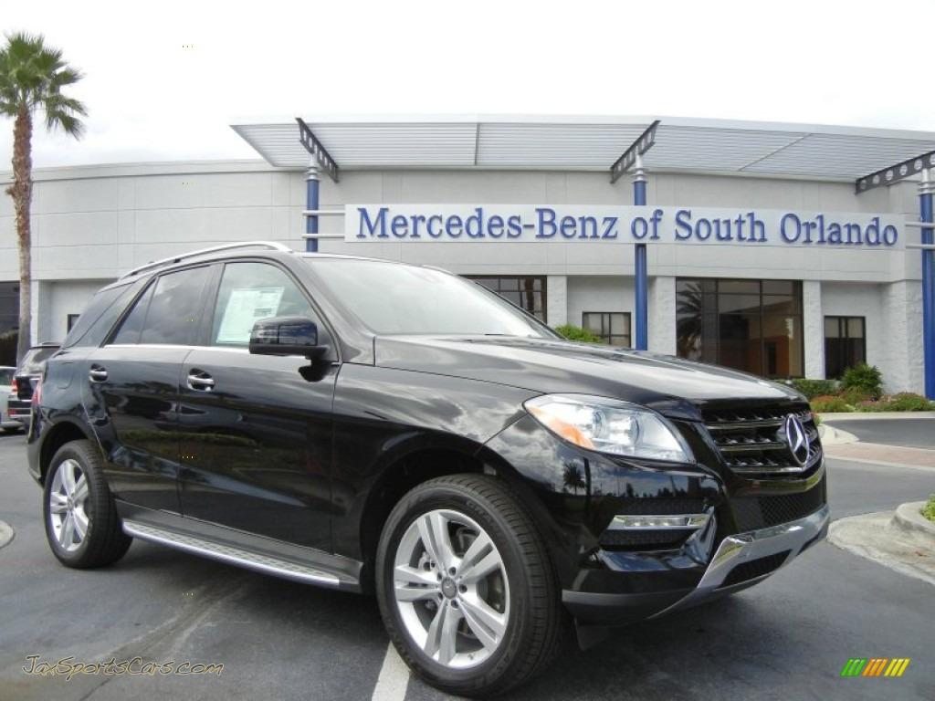 2013 mercedes benz ml 350 4matic in black 130448 jax for Mercedes benz of south orlando orlando fl 32839