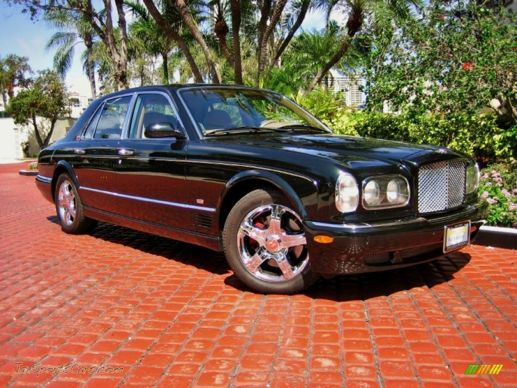 2001 bentley arnage le mans series in le mans series verdant green x06616 jax sports cars. Black Bedroom Furniture Sets. Home Design Ideas