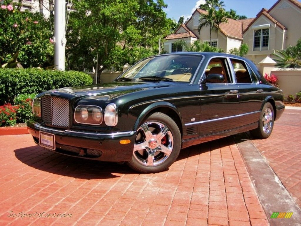 2001 bentley arnage le mans series in le mans series verdant green photo 3 x06616 jax. Black Bedroom Furniture Sets. Home Design Ideas