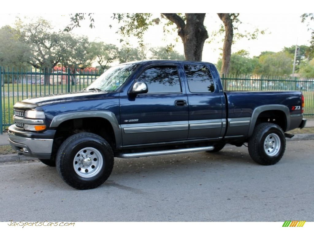 2000 chevrolet silverado 2500 ls extended cab 4x4 in. Black Bedroom Furniture Sets. Home Design Ideas
