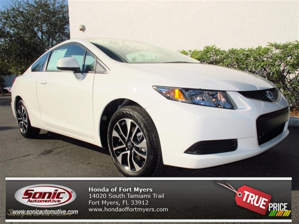 Displaying 13> Images For - Honda Civic 2013 White Ex