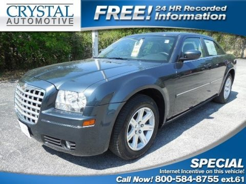 Steel Blue Metallic 2007 Chrysler 300 Touring