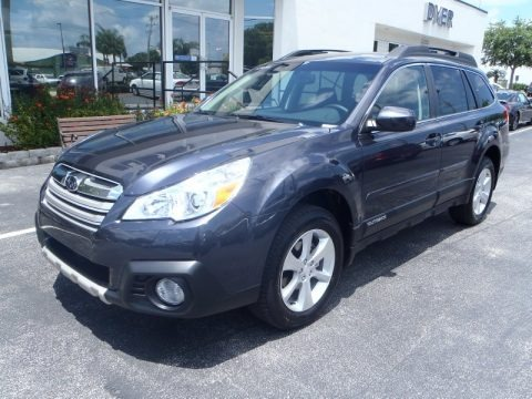 Graphite Gray Metallic 2013 Subaru Outback 2.5i Limited