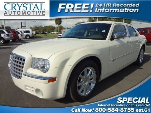 Stone White 2006 Chrysler 300 C HEMI