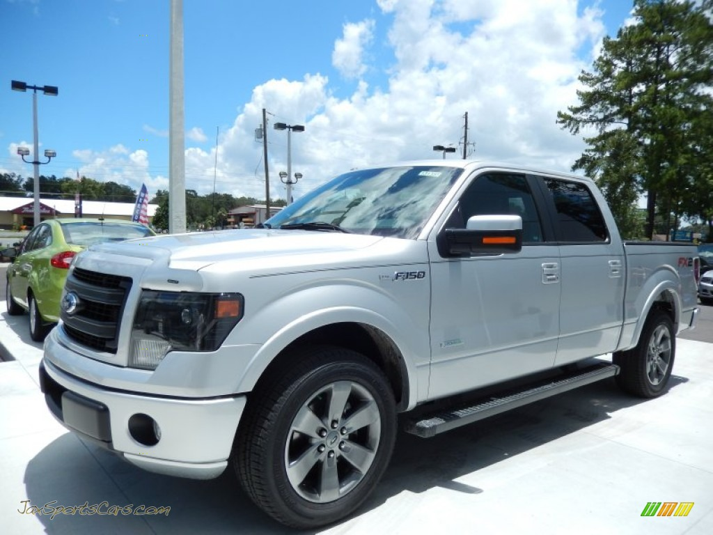 2013 ford f150 fx2 supercrew in ingot silver metallic c77280 jax sports cars cars for sale. Black Bedroom Furniture Sets. Home Design Ideas