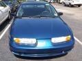 Saturn S Series SL2 Sedan Blue photo #2