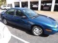 Saturn S Series SL2 Sedan Blue photo #5