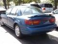 Saturn S Series SL2 Sedan Blue photo #7