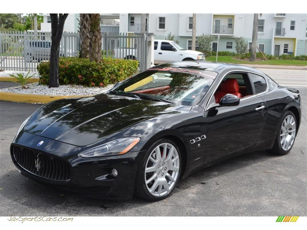 2008 Maserati Granturismo In Nero Black 038054 Jax Sports Cars Cars For Sale In Florida