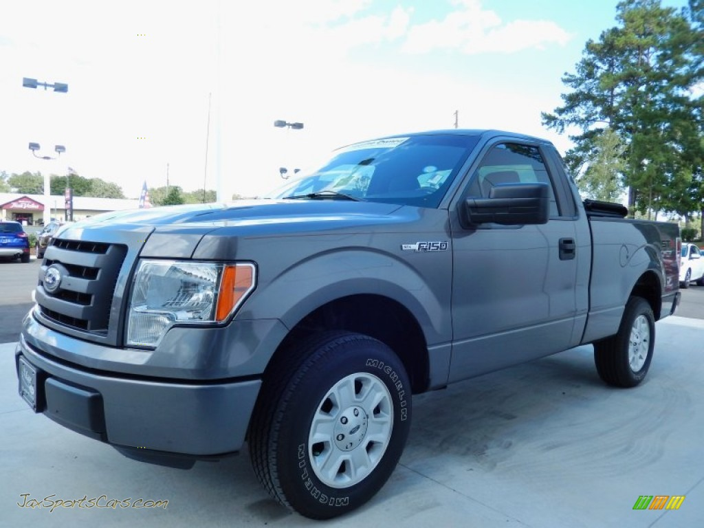 2011 ford f150 stx regular cab in sterling grey metallic a83379 jax sports cars cars for. Black Bedroom Furniture Sets. Home Design Ideas