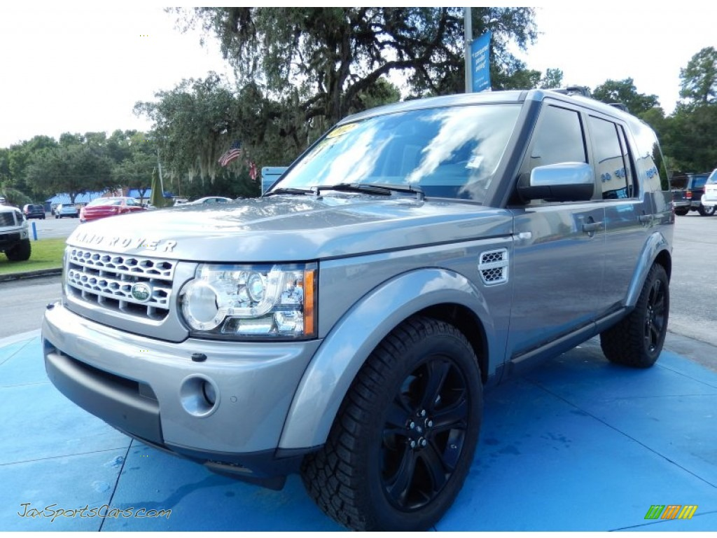 2012 Land Rover Lr4 Hse In Orkney Grey Metallic 640365