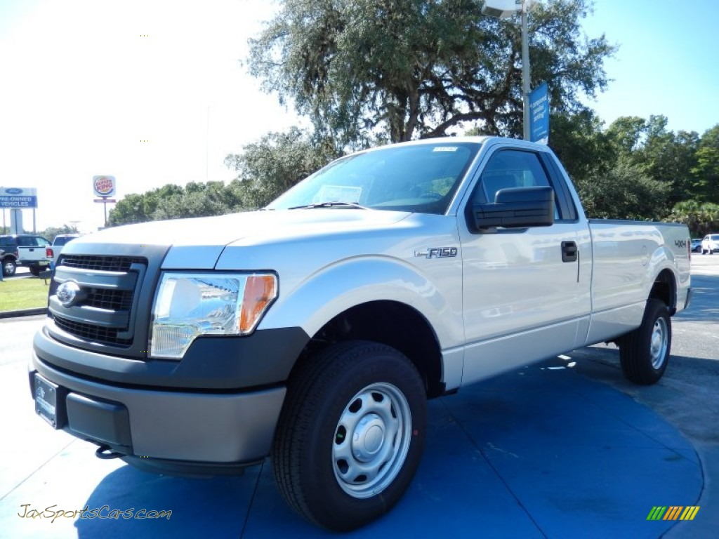 2002 Xl F150 Sport 4x4 Silver Regular Cab Autos Post