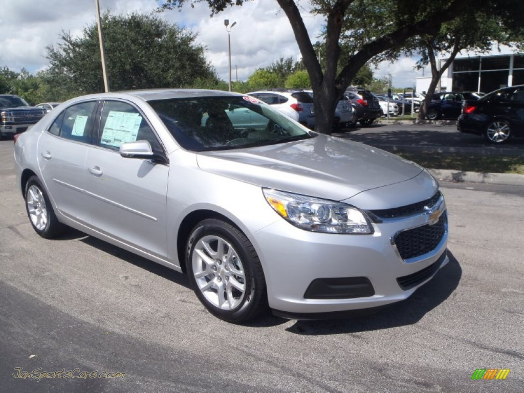 Malibu LS in Silver Ice Metallic - 114875 | Jax Sports Cars - Cars ...