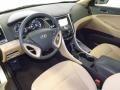 Hyundai Sonata GLS Camel Pearl photo #12