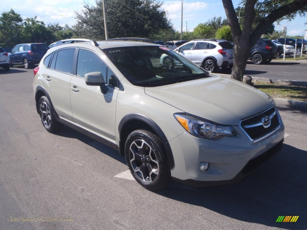 2014 subaru xv crosstrek 2 0i limited in desert khaki 201736 jax sports cars cars for sale