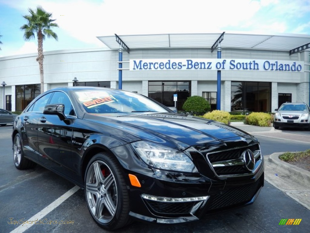 2014 mercedes benz cls 63 amg s model in black 104928 for Mercedes benz south miami