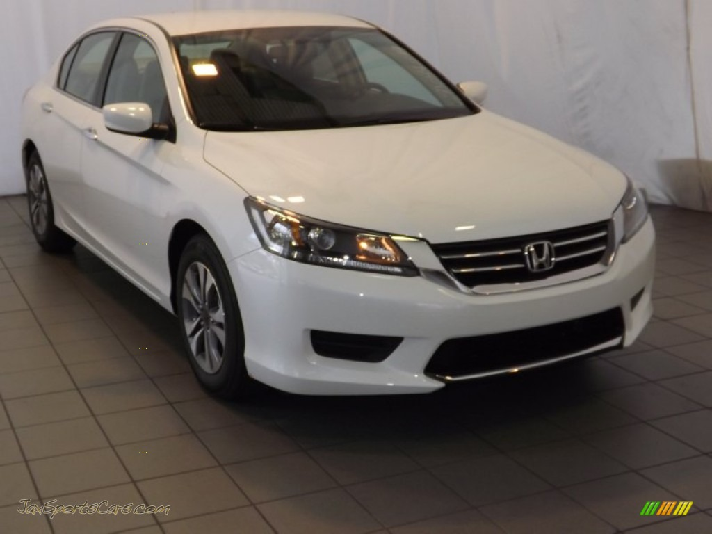 2014 honda accord lx sedan in white orchid pearl 044599 for 2014 honda accord white