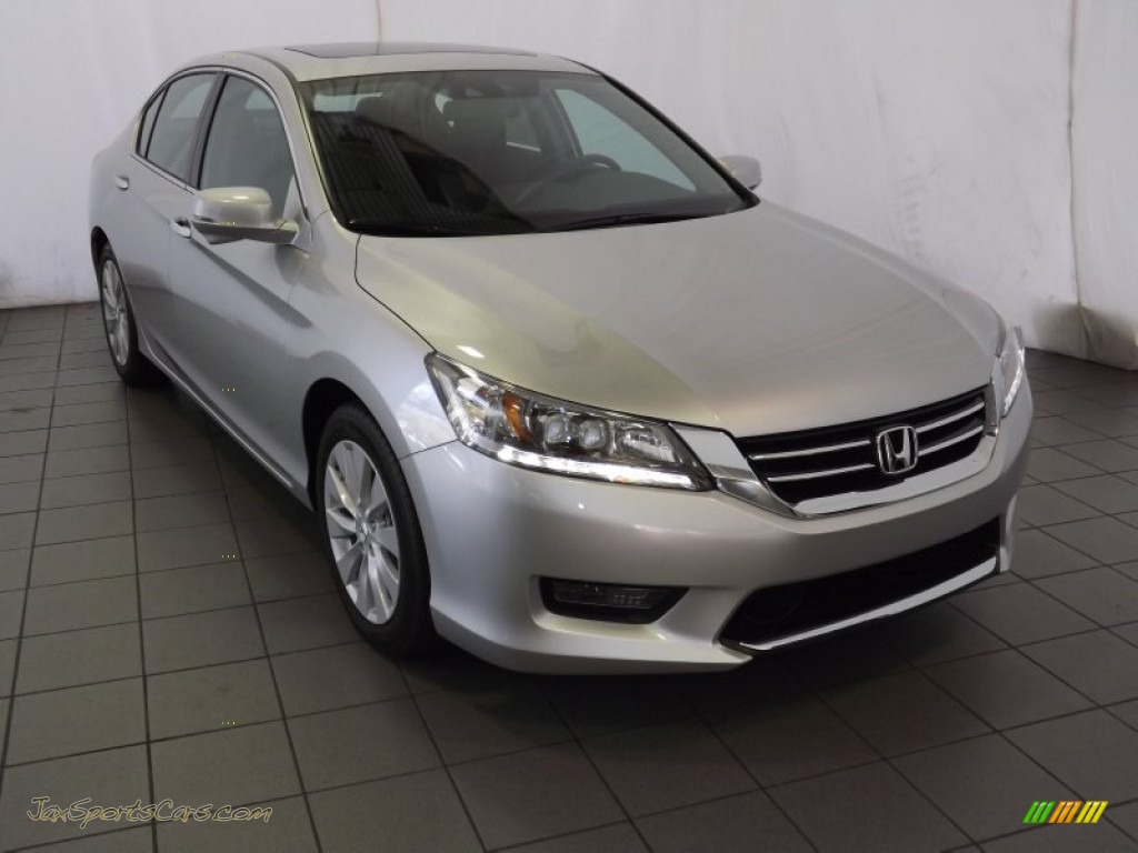 2014 Honda Accord Touring Sedan In Alabaster Silver